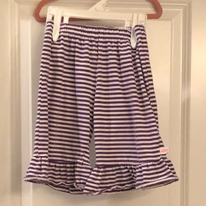 Lolly Wolly Doodle capris, size 2T